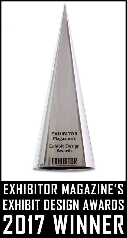 EXHIBITOR杂志第31届年度展览设计奖