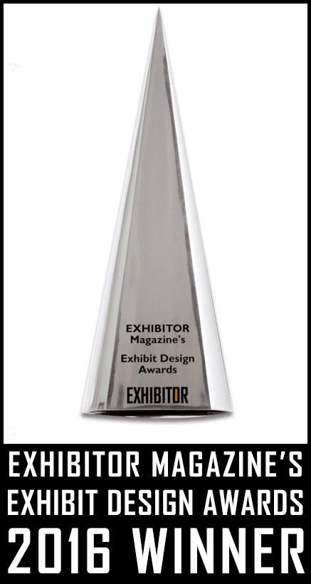 EXHIBITOR杂志第30届年度展览设计奖
