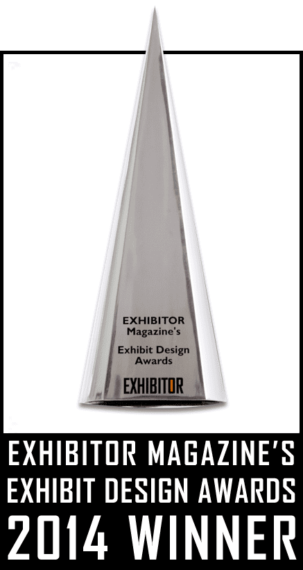 EXHIBITOR杂志第28届年度展览设计奖