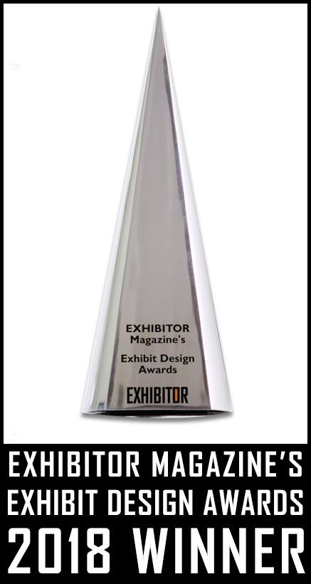 EXHIBITOR杂志第32届年度展览设计奖