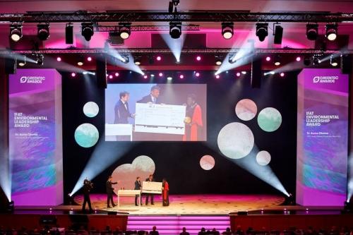 atelier damböck成为GreenTec奖的赞助者