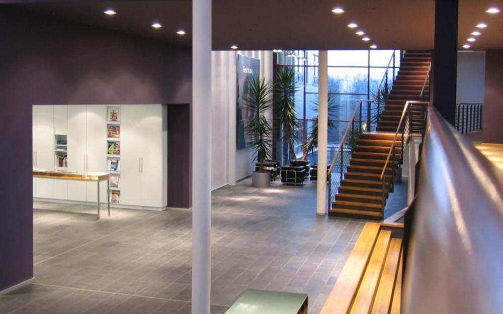 位于慕尼黑附近诺伊芬欣的Atelier Damböck内部
