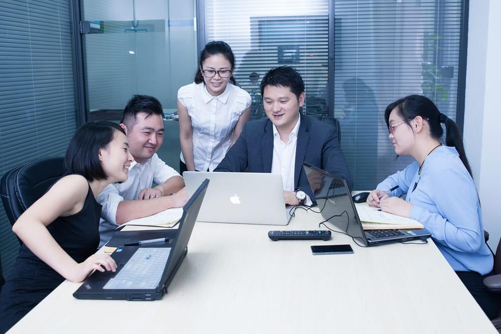 中国上海驻地