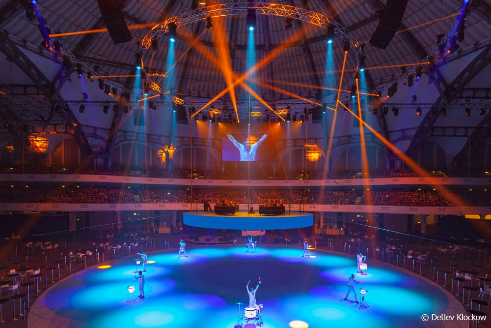atelier damböck的活动——悬浮舞台