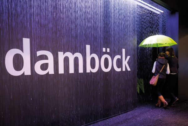 atelier damböck 亮相2017年EuroShop(杜塞尔多夫零售业展览会)