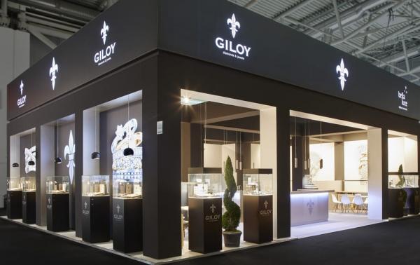 GILOY - Inhorgenta(慕尼黑国际珠宝展), 慕尼黑