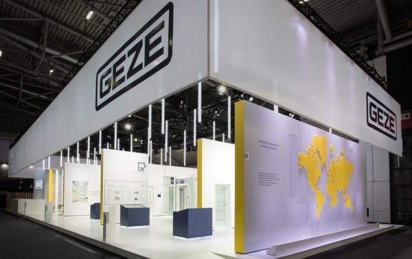 GEZE - BAU(慕尼黑国际建材展), 慕尼黑