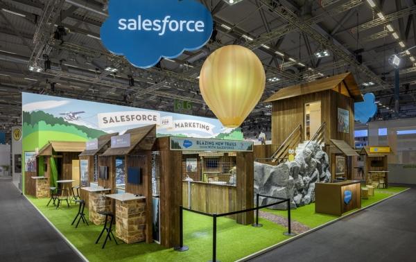 Salesforce - dmexco(科隆国际数字营销展), 科隆