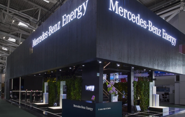 梅塞德斯-奔驰能源公司 - Intersolar(慕尼黑太阳能技术博览会),慕尼黑